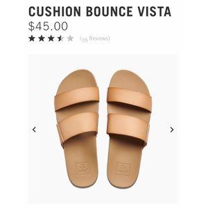 Reef Cushion Bounce Vista sandals